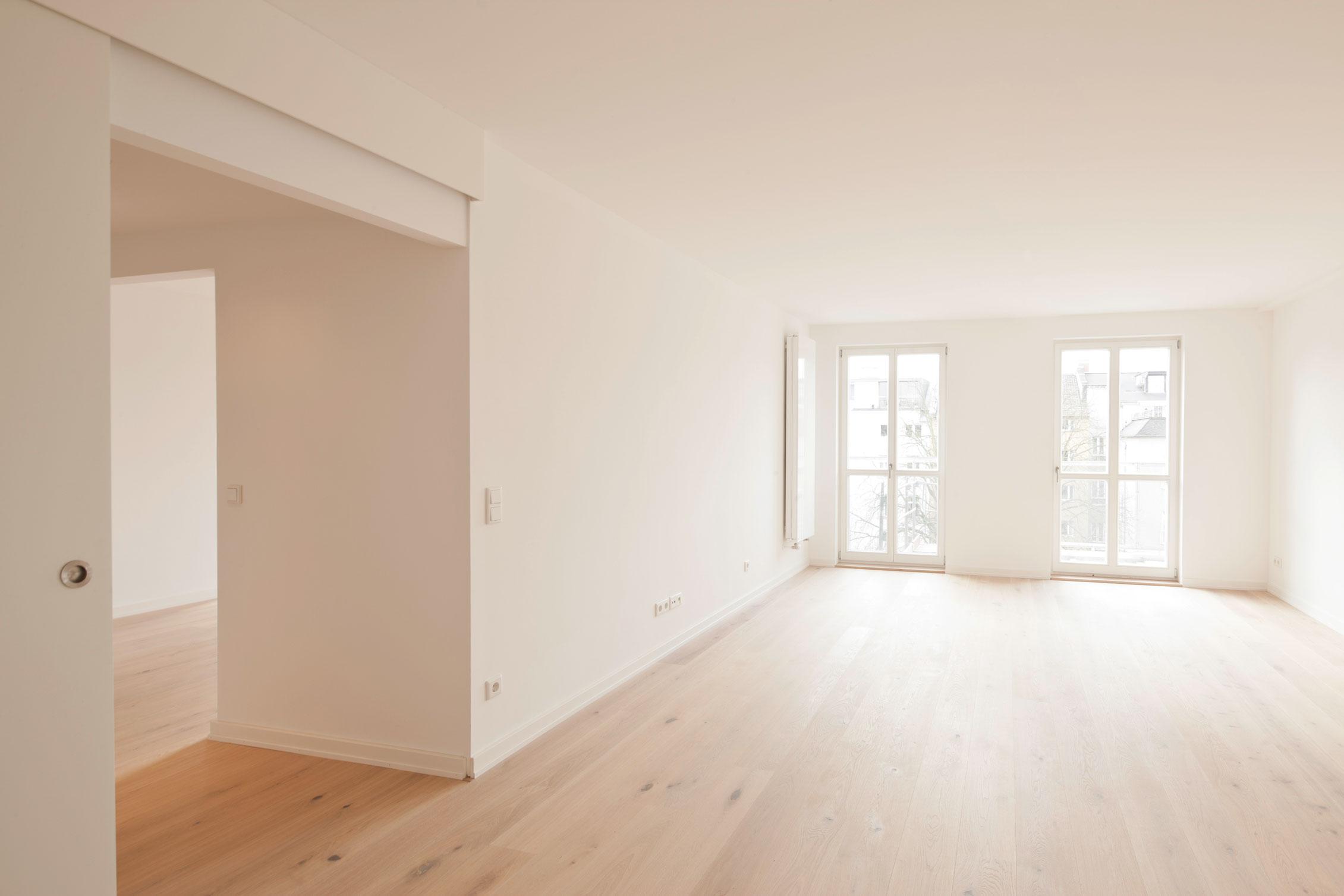 Nachhaltige Aufstockung Wohnraum
