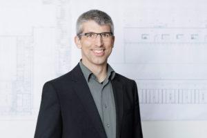 Architekt Tim Driedger