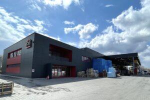 Neubau Verwaltung Showroom Schulung Dietzenbach